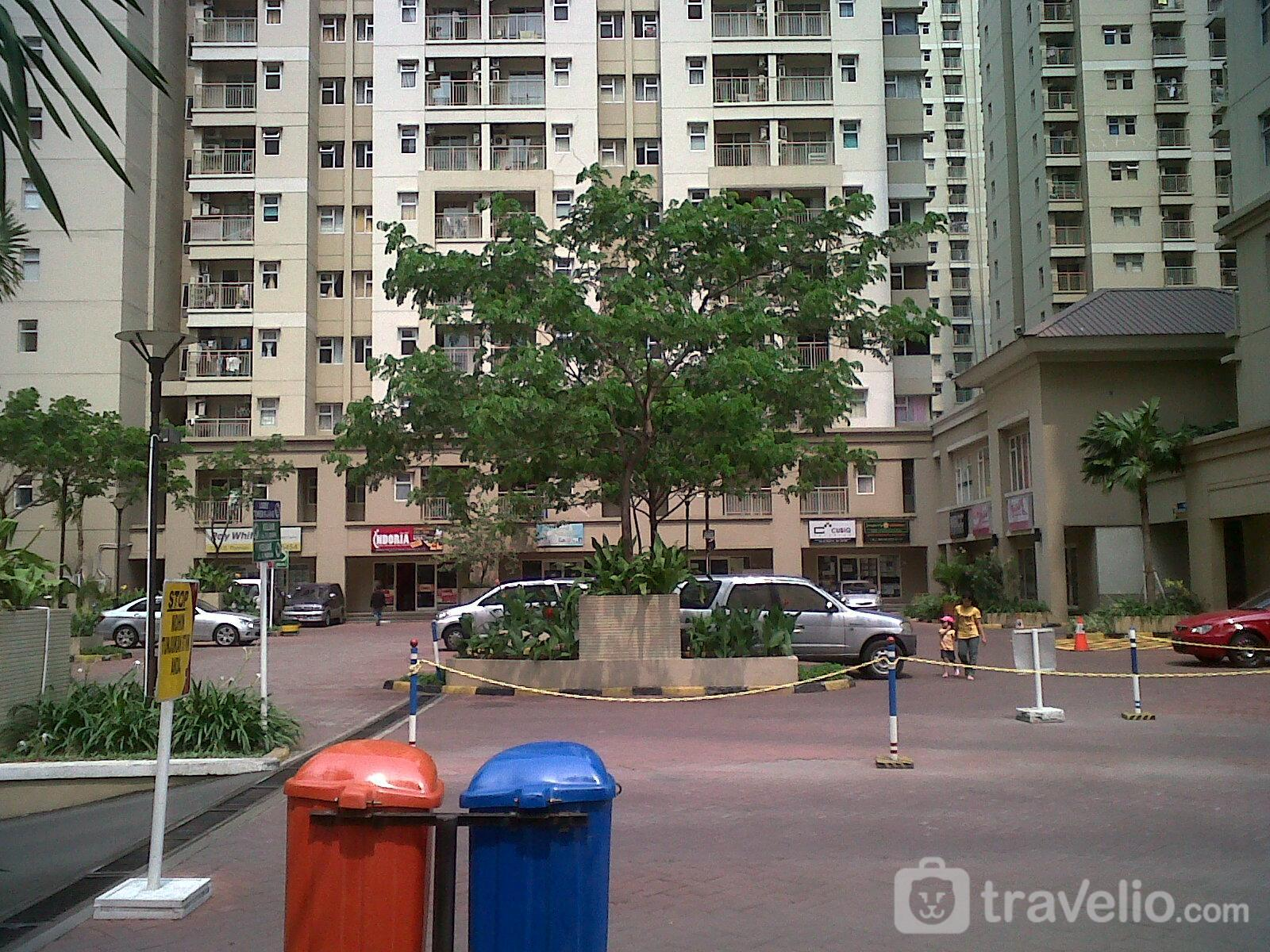 1 Bedroom Apartemen Mediterania Garden Residence 2 Apartment Monthly