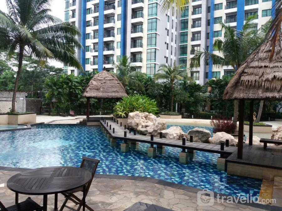 4 Bedroom Hampton Park Cilandak Apartment