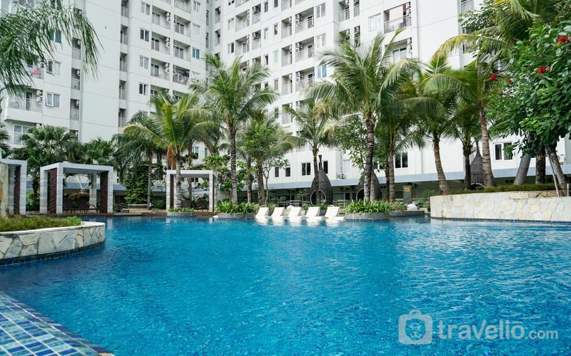 Studio Apartemen Metro Park Residence Kebun Jeruk Apartment Yearly