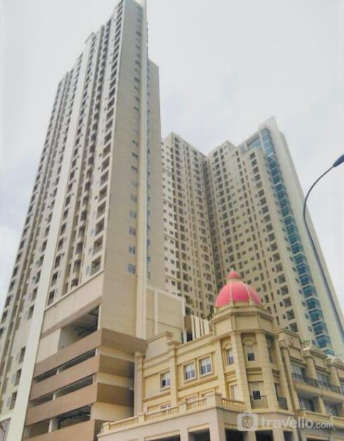 2 Bedroom Apartemen Madison Park Apartment Yearly
