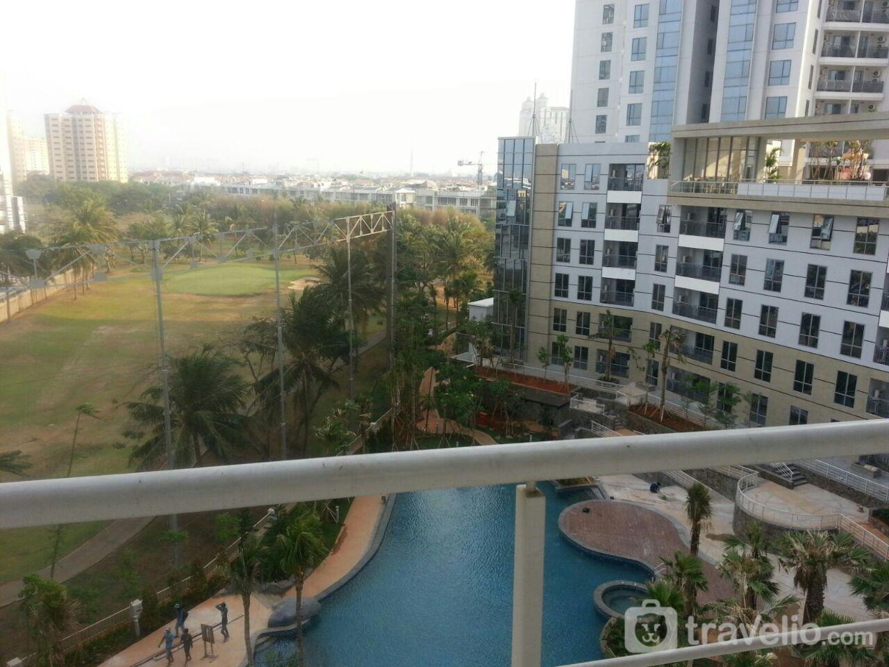 Apartemen The Mansion Kemayoran 2 Bedroom Harian