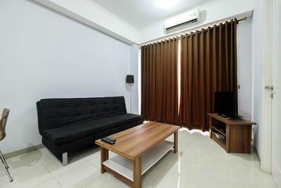 2BR Apartment at Silkwood Residence near Gading Serpong By Travelio