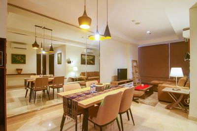 2BR Premium L'avenue Apartment By Travelio