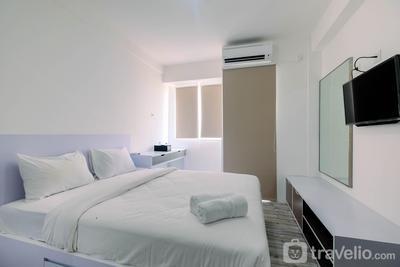 Affordable Price Studio at Jababeka Riverview Apartment Cikarang By Travelio