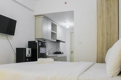 New Furnished Studio Apartment at M-Town Residence By Travelio