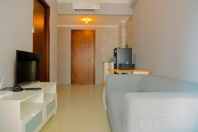 Good Deal 1BR Apartment Signature Park Grande MT Haryono By Travelio
