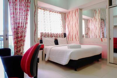 Center Of Jakarta Westmark Studio Apartment By Travelio
