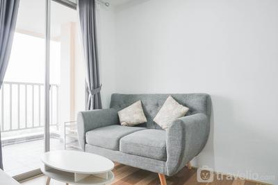Spacious and Nice 2BR at Belmont Residence Puri Apartment By Travelio