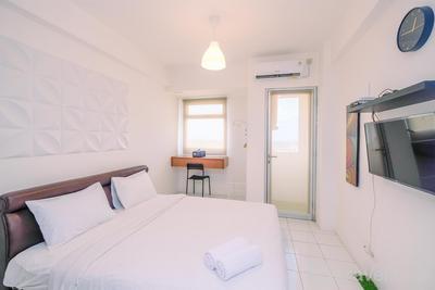 Cozy and Tranquil Studio Apartment at Gunung Putri Square By Travelio