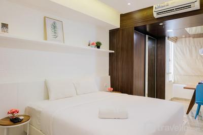 Exclusive Studio at Skandinavia Apartment near Tangerang City Mall By Travelio