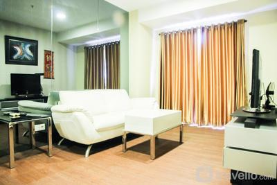 3BR Apartment Cosmo Residence Direct Access to Thamrin City Mall By Travelio