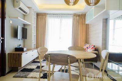 Pleasant 2BR Apartment at Gateway Pasteur By Travelio
