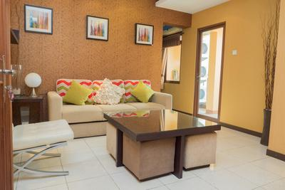 Antique 3BR at Grand Setiabudi Apartment By Travelio