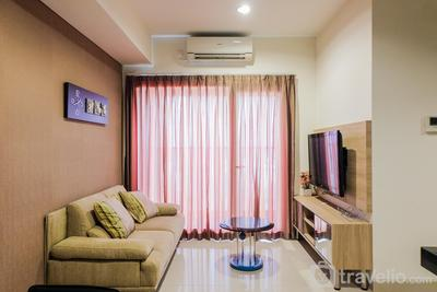 Modern Style 2BR Apartment at Paramount Skyline By Travelio