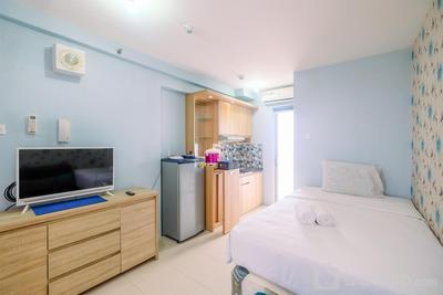 Comfort Studio at Bassura City Apartment By Travelio