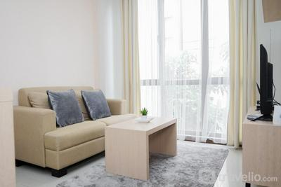 Comfortable and Best Choice 1BR at Asatti Apartment By Travelio