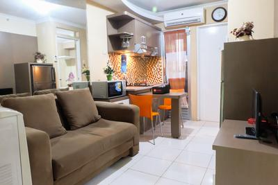 Best Price 2BR Kalibata City Apartment By Travelio