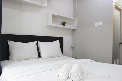 Functional Studio Room The Jarrdin Cihampelas Apartment By Travelio