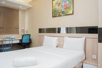 Best and Relax Studio Room Parkland Avenue Apartment By Travelio