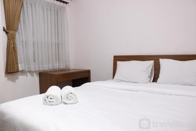 Simply Homey 1BR Gateway Pasteur Apartment near Exit Toll By Travelio