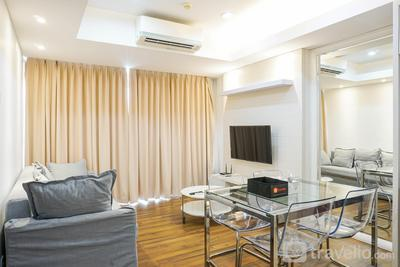 Cozy 1BR Royale Springhill Apartment with City View By Travelio