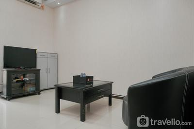Comfortable 2BR Apartment at Kebagusan City By Travelio