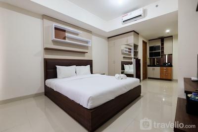 Simply Studio With City View @ Oasis Apartment Cikarang By Travelio