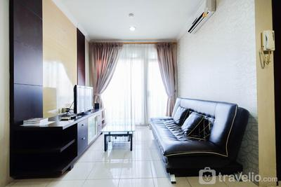 Classic 3BR Casablanca Mansion Apartment near Kota Kasanblanca By Travelio
