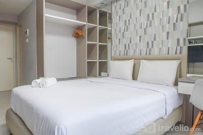 Studio Room Apartment Connected to Mall at Tanglin Supermall Mansion By Travelio