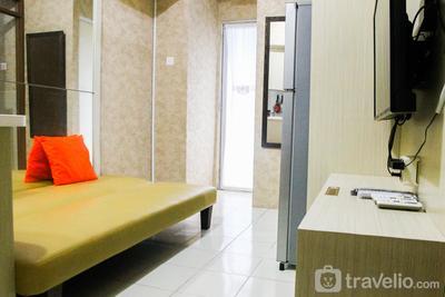 Lavish 2BR Green Park View Apartment near Daan Mogot By Travelio