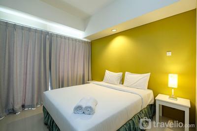 Mountain View Studio Apartment @ Bogor Icon By Travelio
