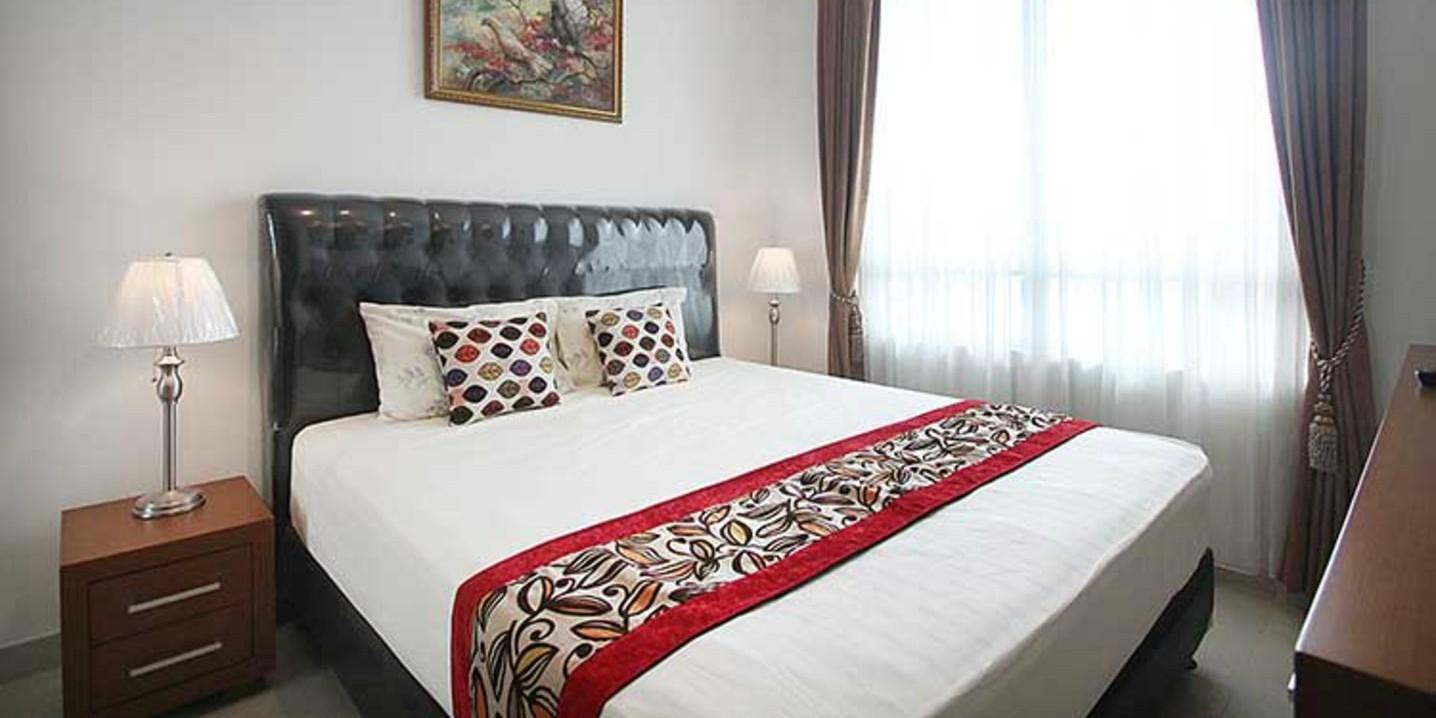 Denpasar Residence Kuningan - 1 BR Beautiful Place @ Kuningan City Apartment
