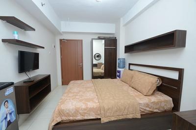 Comfortable Studio Room Alin Margonda Residence 4 Depok