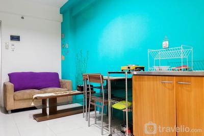 Cozy 2 Bedrooms Apartment at Gunawangsa Manyar By Travelio