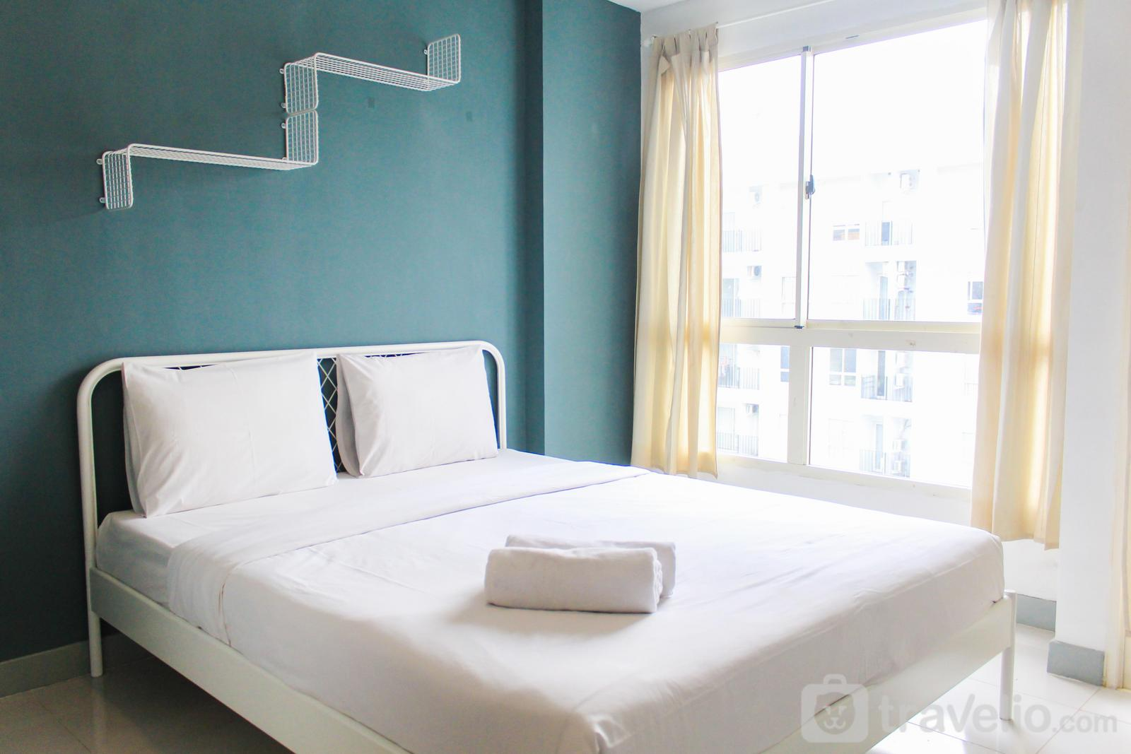 Apartemen Scientia Residence - Comfort and Simply Studio Apartment at Scientia Residence By Travelio
