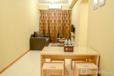 BIG 2BR Grand Palace Kemayoran (76 SQM) By Travelio