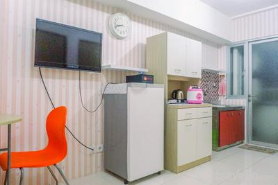 Best Value and Comfy 2BR Apartment at Educity By Travelio