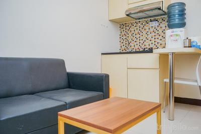 Comfortable and Simple 2BR Apartment at 19 Avenue By Travelio