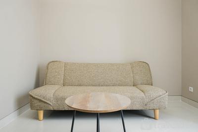 Comfortable Design 1BR Apartment Ciputra International Puri By Travelio