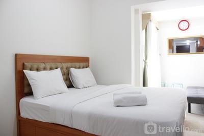 Compact Studio Tamansari Panoramic Apartment By Travelio