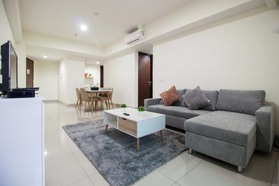 2 BR Best In Kelapa Gading (Sherwood) Apartment By Travelio