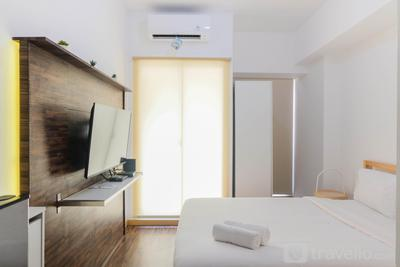 Cozy Studio Room at M-Town Apartment near Summarecon Serpong Mall By Travelio