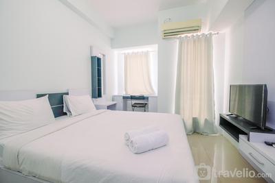 Compact and Cozy Tamansari Mahogany Studio Apartment By Travelio