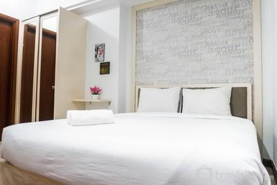 Convenient 3BR Apartment at Waterplace Residence Pakuwon Indah by Travelio