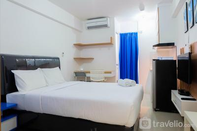 Comfy Studio Bassura City Apartment By Travelio