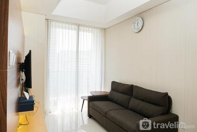 2BR Best View Taman Anggrek Residence Apartment near Mall By Travelio