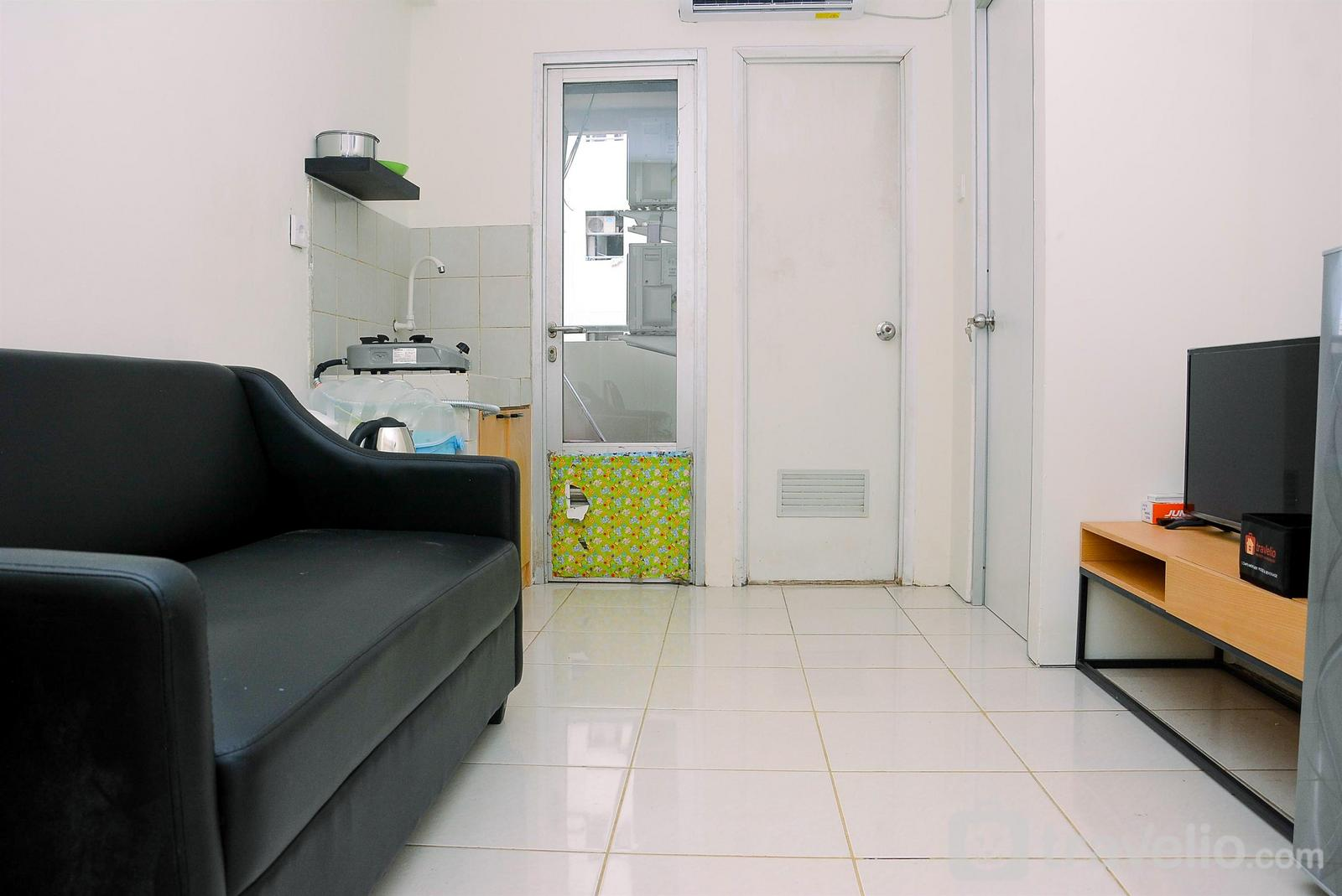 Apartemen Gading Nias Residence - Affordable and Minimalist 2BR Gading Nias Residence By Travelio