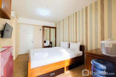 Elegant Studio Bassura Apartment By Travelio