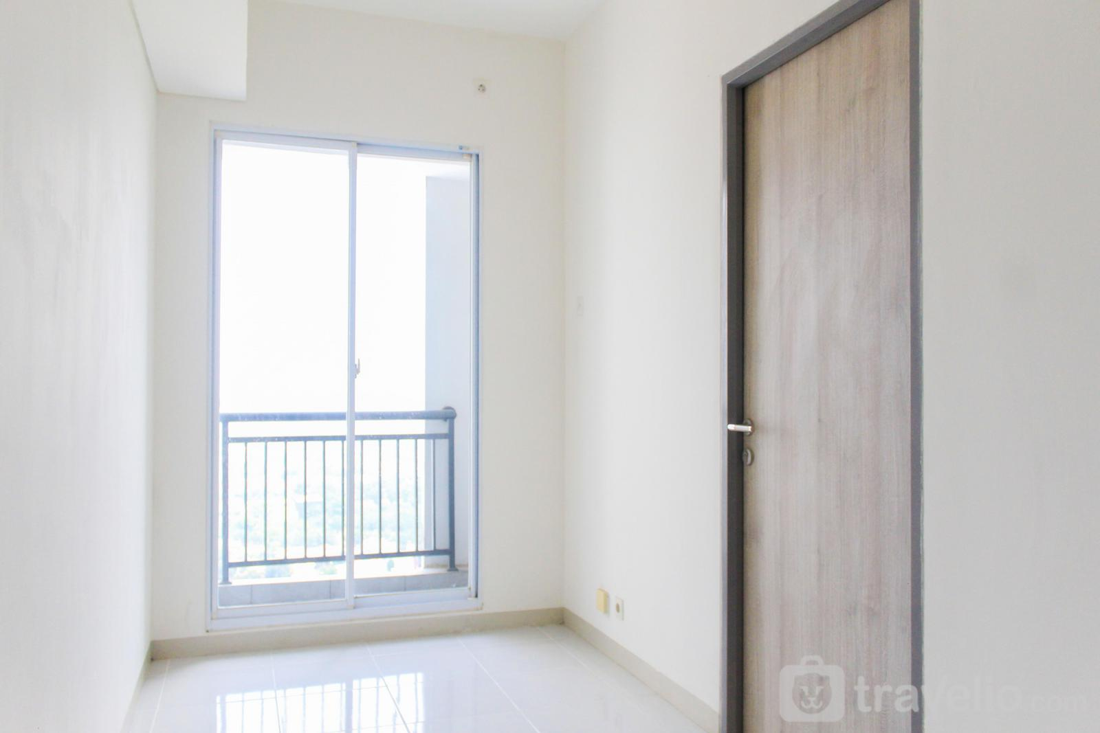 Apartemen Akasa Pure Living BSD - Unfurnished 1BR at 26th Floor Akasa Pure Living Apartment By Travelio