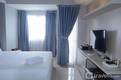 Strategic Studio Apartment The Oasis near Bekasi By Travelio